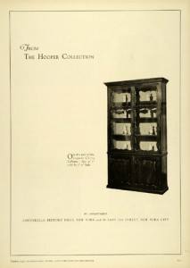 Hooper Collection Advertisement