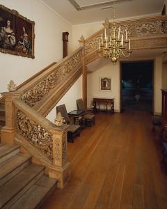 Cassiobury Staircase Metropolitan Museum of Art