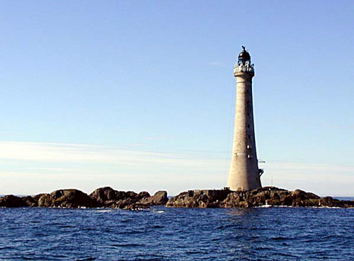 Skerryvore lighthouse - Wikipedia