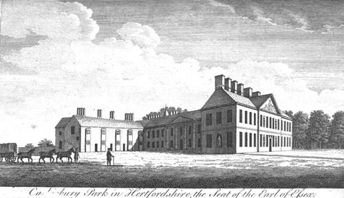 Cassiobury 1776