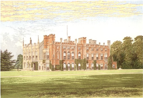 Cassiobury - Fawcett 1880