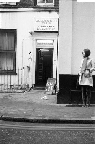 2 Meard Street 1968