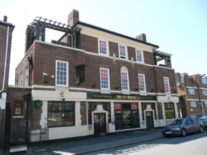 The Ivy House - Exterior