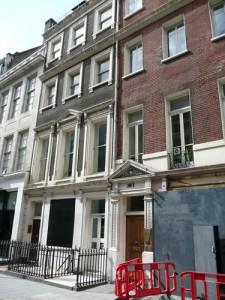 Nos. 1 & 2 New Burlington Street