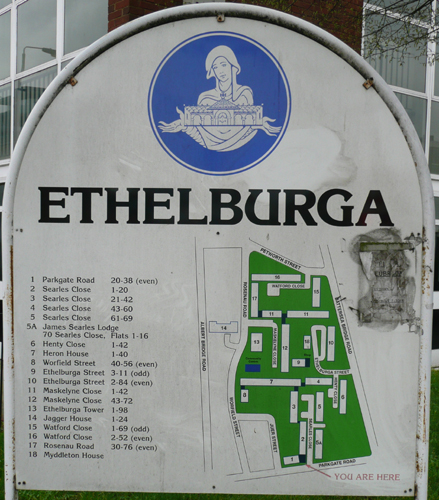 Ethelburga Estate Plan