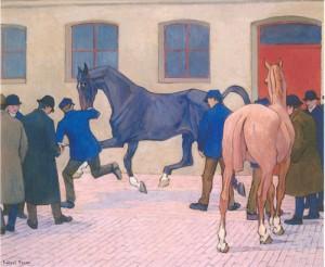Robert Bevan - Showing at Tattersalls