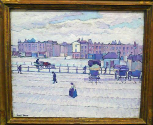 Robert Bevan Cumberland Market 1914-15