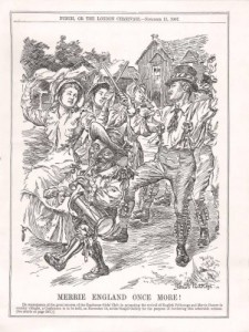 1907 Esperance Girls Club Folksong Morris DanceGirls