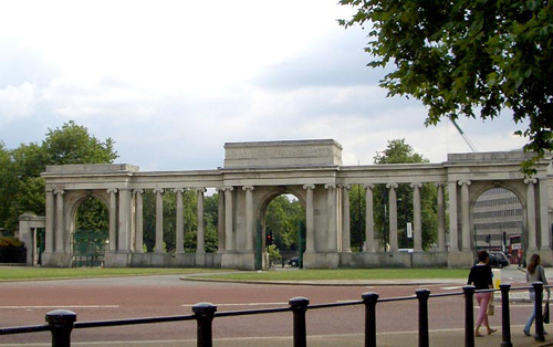 Hyde Park Screen