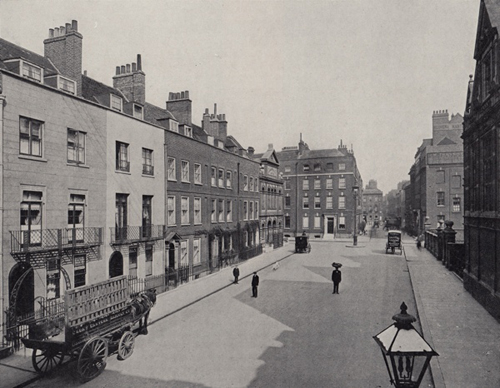Spital Square - With thanks to Spitalfields Life