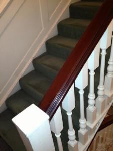 Staircase of No 6