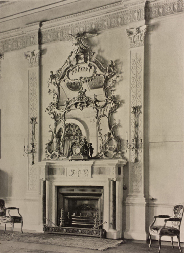Chimneypiece 1925