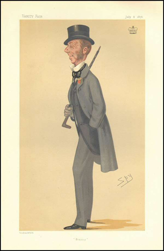 Henry Gerard Sturt - Vanity Fair - 1876