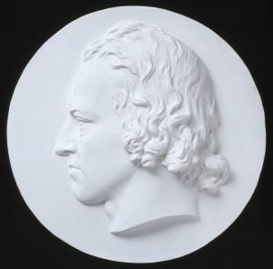 Thomas Woolner. Alfred Tennyson.