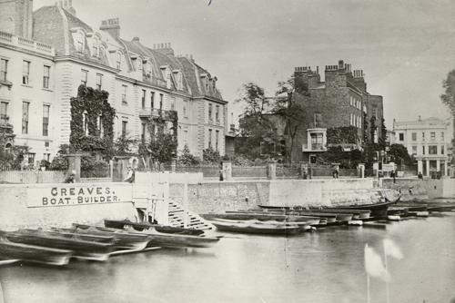 Greaves Boatyard