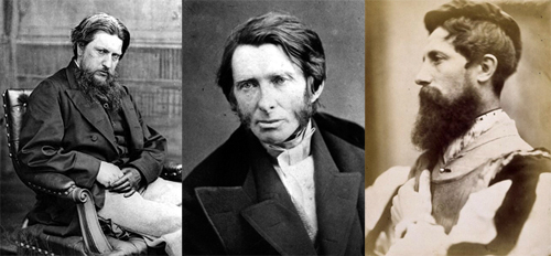 Brown, Ruskin & Lewis