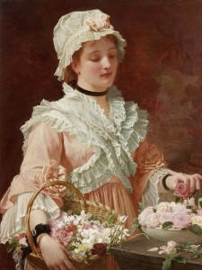 Charles Perugini. Labour of Love.