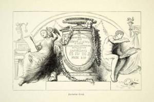 Moray Minstrels Invitation