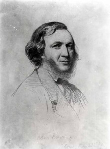 Field Talfourd. Robert Browning.