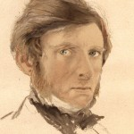 Ruskin - Self portrait