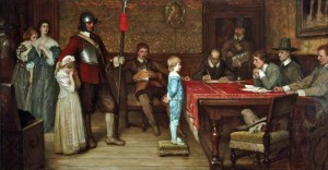 William Frederick Yeames. When did you last see your father?
