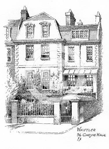 Whistler's House