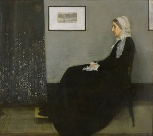 Whistlers Mother 1871