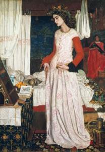 William Morris. La Belle Iseult.