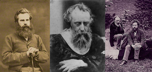 Woolner, Watts, Burne Jones & Morris
