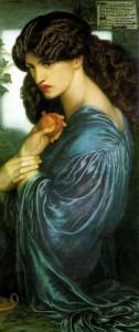Dante Gabriel Rossetti. Prosperine