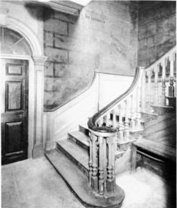 Staircase Paintings 1945