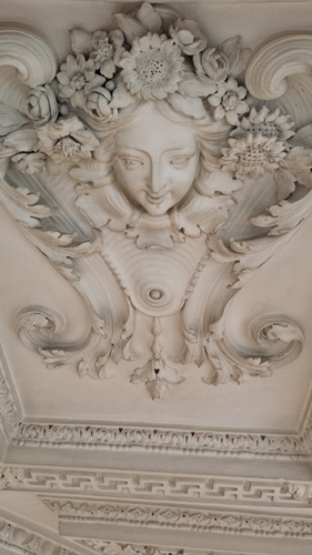 Marble Hall - Ceiling