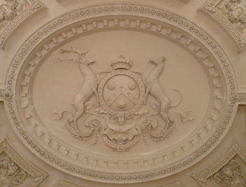 Central Oval - Marble Hall