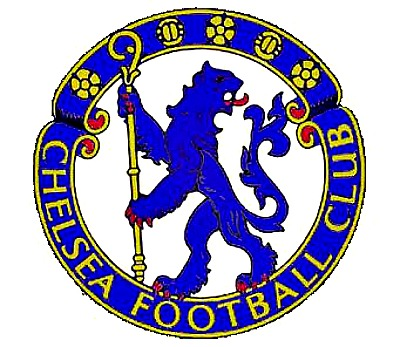 Chelsea logo from the 1960s