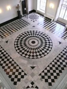 Great Hall Floor
