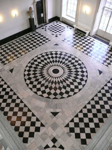 Great Hall Floor