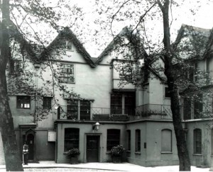 The Queen's House in 1898