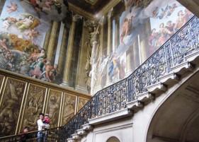 Queen's Staircase - Deb Crossman