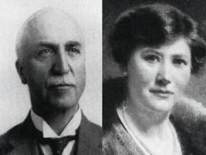 Ernest and Mary Stevens