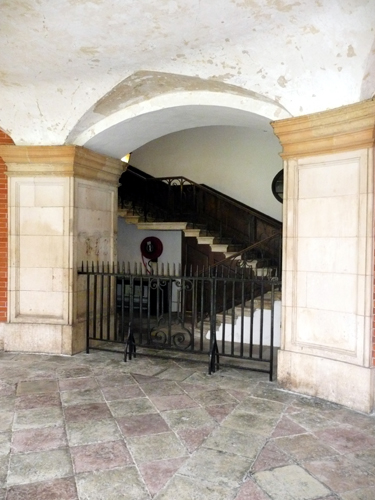 Cholmondeley Staircase