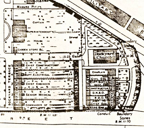 Map of Residential Quarter