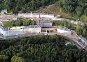 New Lanark - Aerial Photograph
