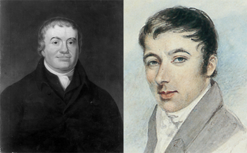 David Dale and Robert Owen
