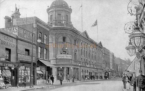 Coronet Theatre 1904