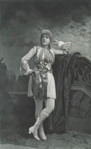 Ellen Terry as Portia
