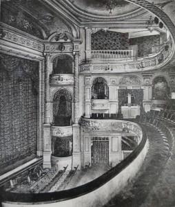 Coronet Theatre 1898