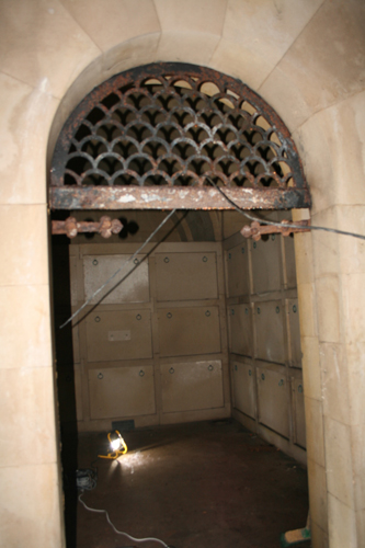 Hope Mausoleum - Interior
