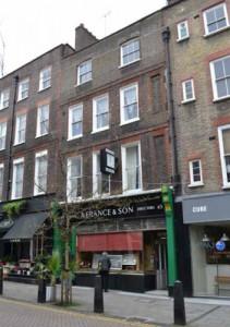 No 45 Lamb's Conduit Street