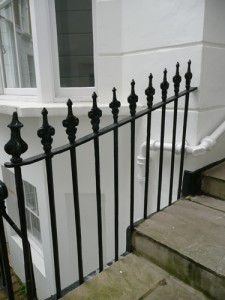 Original Railings