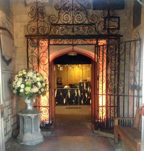 Tradescant Gate